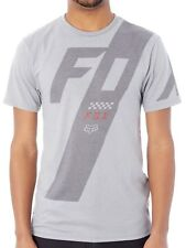 Camiseta Fox Scalene Heather Dark Gris