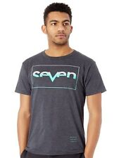 Camiseta Seven MX Containment Gris Heather