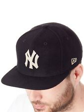 Casquette Snapback New Era MLB Melton 9Fifty New York Yankees Noir
