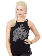 Camiseta sin mangas mujer ONeill Sunset State Negro Out