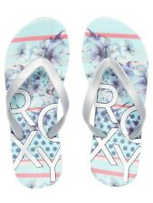 Chanclas mujer Roxy Playa II - EVA Soft Sole Plata-Lagoon