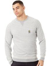 Suéter Element Laredo Crew Gris Heather