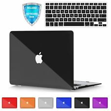 For MacBook Retina 12 Inch A1534 Crystal Plastic Hard Case Keyboard Skin Cover