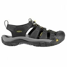 Keen Newport H2 Homme Chaussures Tongs - Black Toutes Tailles