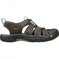 Keen Newport Homme Chaussures Tongs - Neutral Gray Gargoyle Toutes Tailles