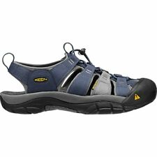Keen Newport H2 Homme Chaussures Tongs - Navy Medium Grey Toutes Tailles