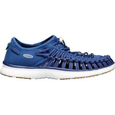Keen Uneek O2 Homme Chaussures Tongs - Estate Blue Harvest Gold Toutes Tailles