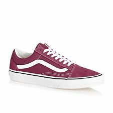 Vans Old Skool Unisexe Chaussures Chaussure - Dry Rose True White Toutes Tailles