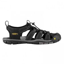 Keen Clearwater Cnx Homme Chaussures Tongs - Black Gargoyle Toutes Tailles