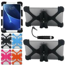 Heavy Duty Shockproof Silicone Case Cover Stand Fits All-New Fire HD 10 Tablet