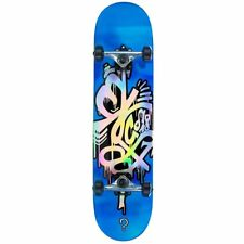 Enuff Hologram Unisex Board Skateboard - Blue One Size