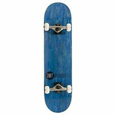 Enuff Logo Unisex Skateboard Part Deck - Blue One Size