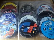 PlayStation One Sony PS1 PAL Disc Only Games  - Make Your Selection -