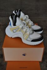 Louis Vuitton Archlight Sneaker - White/Blue/Yellow/Grey/Black