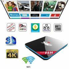 H96Pro TV BOX 2 / 3GB/16 GB S912 Octa Core 6.0 Android WIFI ARM Cortex-A53 #1