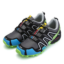 Men's Casual Running Sports Shoes Breathable Athletic Sneakers Outdoor SD069