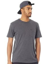 Camiseta con bolsillo Animal Young Dark Gris Marl