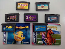 JUEGOS GAME BOY ADVANCE // SEMINUEVOS