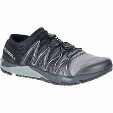 Merrell Bare Access Mens Footwear Barefoot Trainers - Black All Sizes