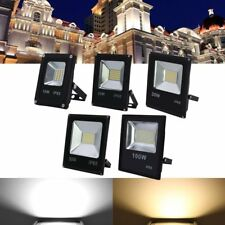 10-100W Foco proyector  LED Reflectores Exterior Floodlight Lámpara IP65