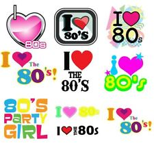 Woman I Love The 80s 1980s Diva Dance Music Party Dress Top T-Shirt 6021734®