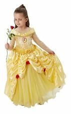 Child Premium Belle Girls Costume - Disney Princess - Beauty and the Beast