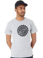 Camiseta Alpinestars Geared Gris Heather