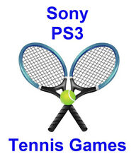Tennis Sony PlayStation PS3 Games Choose Your Game From the List