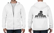 ONE STEP BEYOND FULL ZIP HOODIE - Madness The Specials Ska Mod 2 Tone T-Shirt