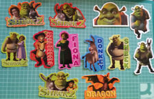 Shrek Large Holographic Stickers/Decals by Sandylion -pick one or a set Shrek 2