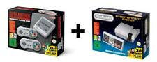 Nintendo Classic Mini NES + SNES inkl Spiele Super Nintendo Entertainment System