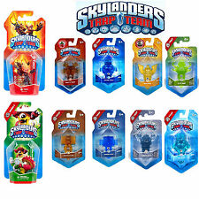 SKYLANDERS TRAP TEAM CHARACTERS / TRAPTANIUM CRYSTAL TRAPS - Brand New