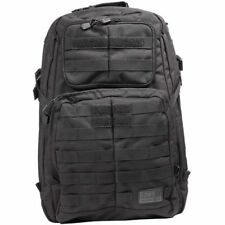 5.11 Tactical Rush 24 Unisex Rucksack Backpack - Black One Size