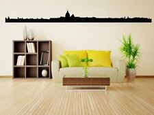Rome Landscape Panorama - Huge Vinyl Wall Decal Decor Stickers Many colours. New