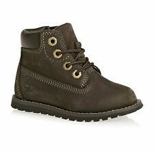 Timberland Pokey Pine 6in Boot Brown Kids Boots - All Sizes