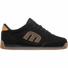 Etnies Lo Cut Ii Ls Homme Chaussures Chaussure - Black/grey/gold Toutes Tailles