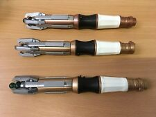 DR WHO DOCTOR WHO SONIC SCREWDRIVER 11th DOCTOR LIGHTS SOUNDS EXTENDING CHOOSE