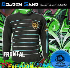 Jersey surf skate Golden Sand para niños. Sweater for children. Pumu