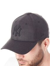 Gorra Flexfit visera redondeada New Era MLB 39Thirty New York Yankees Heather Ne