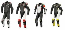 Alpinestars Motorcycle/Bike Hyper-Res Stretch Fiber Atem 1 Piece V3 Leather Suit
