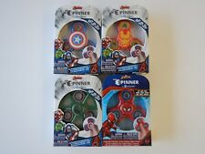 Marvel Avengers Fidget Spinner Captain America Spiderman Hulk IronMan You Choose
