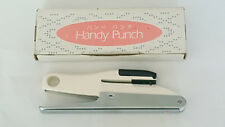 Knitting machine Handy punch , punch card puncher, for Brother, Silver Reed