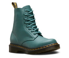 DR MARTENS 1460 PASCAL PALE TEAL VIRGINIA BOOT