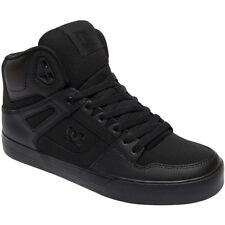 DC Shoes Men's Spartan High WC Sneaker Shoes Black Trainers Clothing Apparel