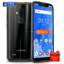 """Ulefone Armor 5 Dual 4G 4GB 64GB IP68 Waterproof Face id 5.9"""" Android Smartphone"""