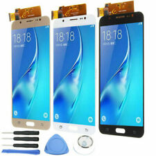 DISPLAY LCD TOUCH SCREEN Para SAMSUNG GALAXY J7 2016 J710 J710FN NeroOroBianco