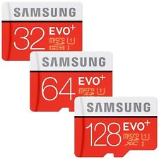 SAMSUNG EVO Plus Micro SD Class 10 C10 SDHC Memory SDXC 32G 64GB 128GB TF Cards
