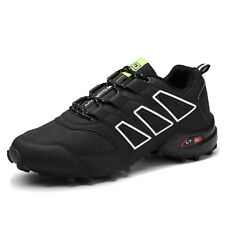 Mens Shoes Sports Athletic Outdoor Running hiking Sneakers Breathable Casual