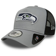 New Era Team Essential 9forty Trucker Homme Couvre-chefs Casquette - Seattle