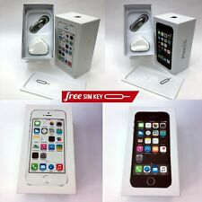 Apple iPhone 5S box only and Full Accessories SELECT MEMORY SIZE AND COLOUR